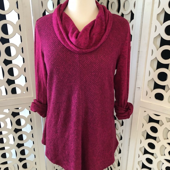Maurices Sweaters   Cowel Neck Sweater   Poshmark 3bc486d413